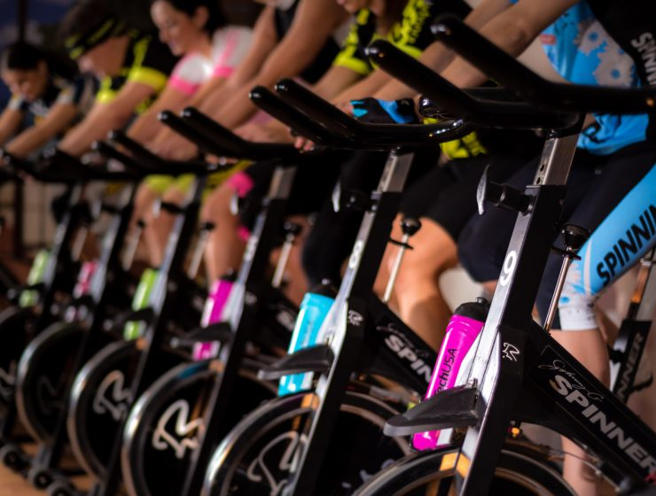 What shoes to wear for spin class