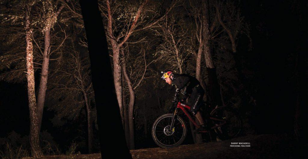 Includes Helmet /& Bar Mounts. Exposure Diablo Mk10 2019 MTB Light 1500 Lumens