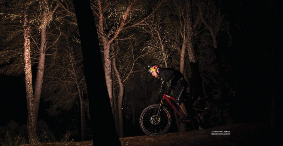 mountain bike light