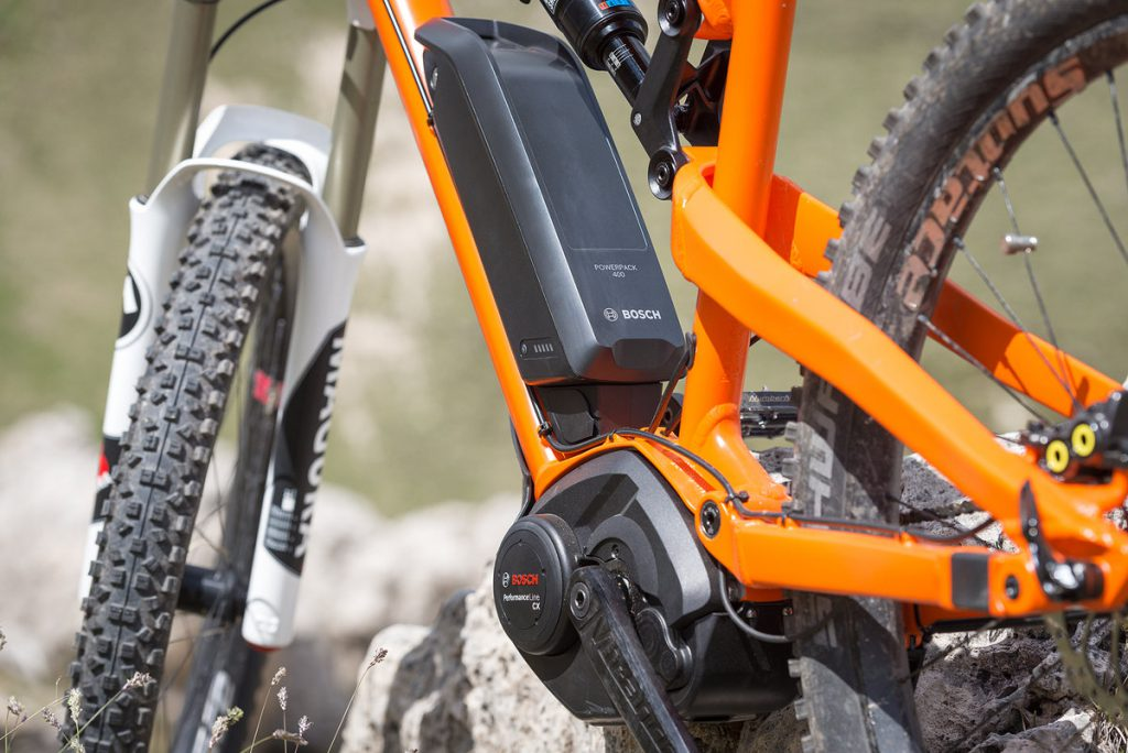 Tweeks Cycles E-Bike