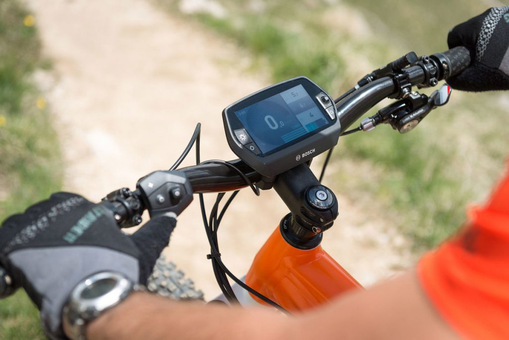 Electric Bike Battery Monitor